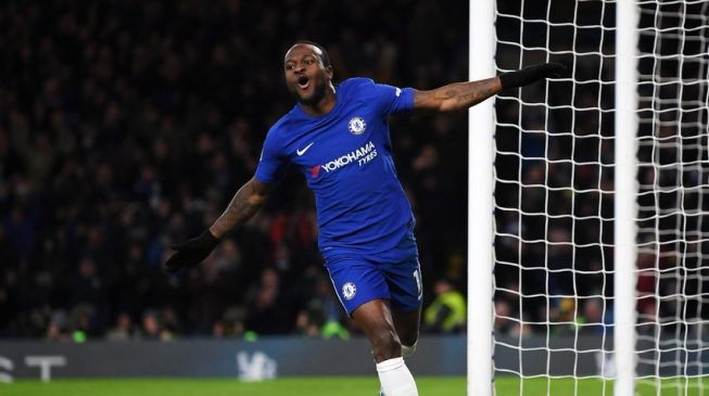 Hazard, Moses lead Chelsea to rout West Brom
