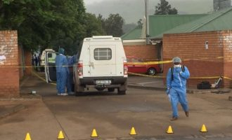 Gunmen invade South African police station, kill five officers