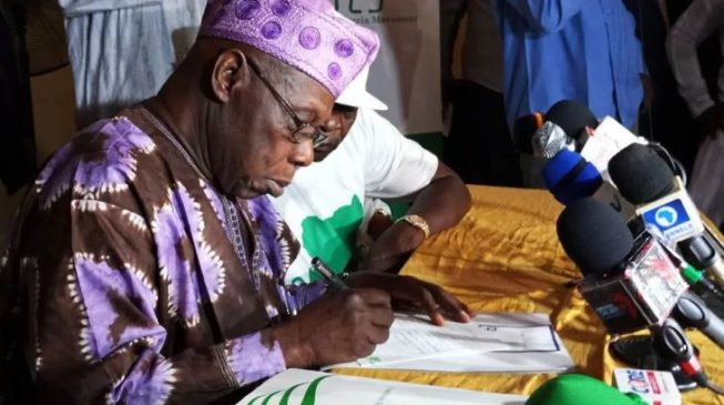 Letter to Buhari: Is OBJ an opportunist, patriot or mystic?