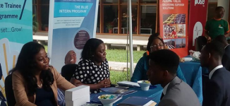 Pan Atlantic University holds maiden career fair