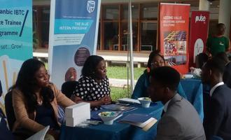 Pan Atlantic University holds maiden career fair