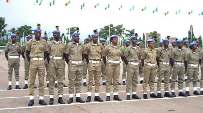 President Buhari rejects peace corps bill