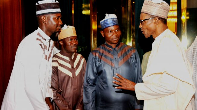 Image result for buhari negotiated unimaid lecturers release