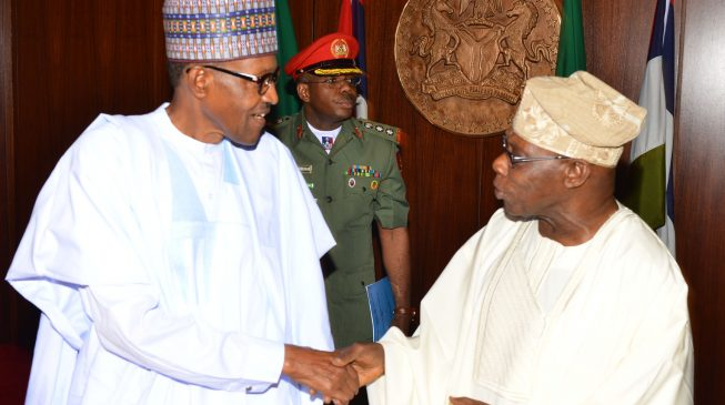 Even a moron knows Buhari has failed, says Obasanjo