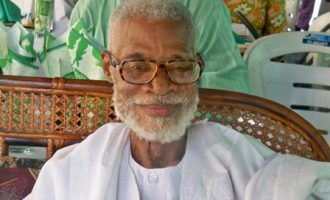 Akinwunmi Ishola, foremost Yoruba actor and playwright, is dead