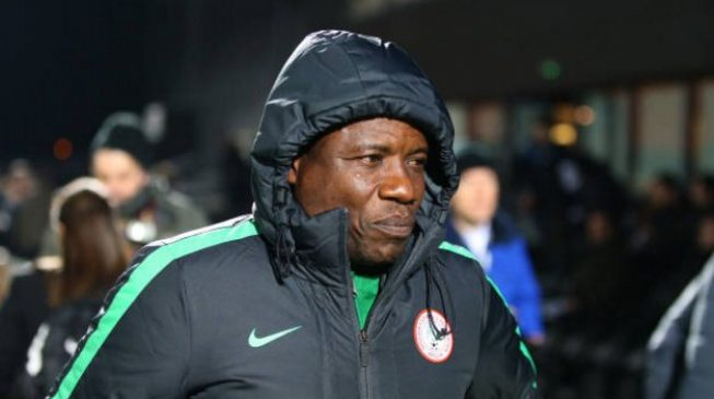 NFF bans Eagles coach for one year over 'cash gift'