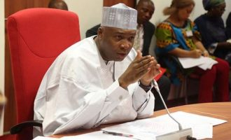 Saraki absent at APC NEC meeting