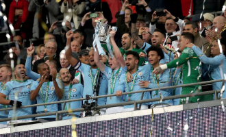 Manchester joy, London blues: United pip Chelsea, City thrash Arsenal to win League cup
