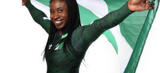 Winter Olympics: Nigeria's debutante, Simidele Adeagbo, finishes last in skeleton race