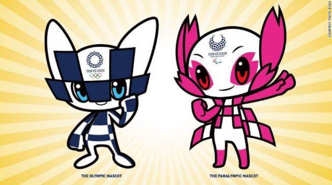 Japan unveils Tokyo 2020 Olympics superhero mascots
