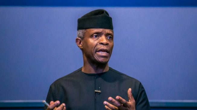 Osibanjo: Why Buhari and I didn't visit Dapchi