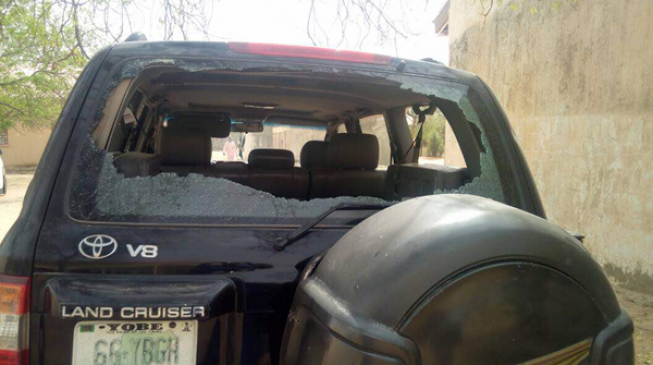 Yobe attack: No school girl has been rescued - Governor Gaidam