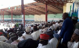 Yobe varsity holds maiden convocation for five sets of graduates