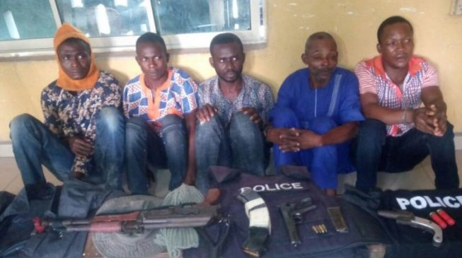 How dismissed police officer masterminded kidnap of  Abia Mopol commander