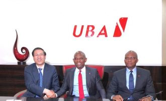 UBA, China Development Bank to finance African SMEs with $100m