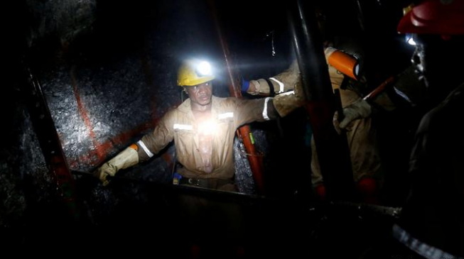 900 workers trapped in South African goldmine