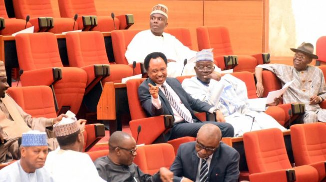 Electoral Act: Senate to investigate $50000 bribery allegation against NASS members