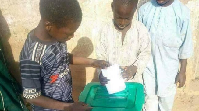 Underage voting: INEC exonerates Kano, says social media pictures are from Kenya