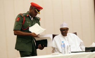 TRIBUTE: What you never knew about Mohammed Abubakar, the man 'behind' Buhari