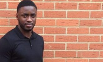 Son of house of reps member shot dead in UK
