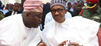 Ambode visits Buhari over 'plot to stop him in 2019'