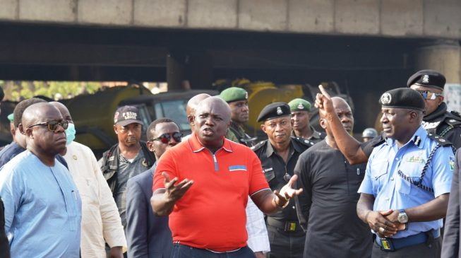 HEDA asks CCB to prosecute Ambode's aide for 'breach of public service'