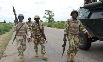 Army: We've just rescued over 1,000 Boko Haram captives