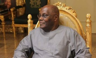 Between Nigeria and Atiku Abubakar