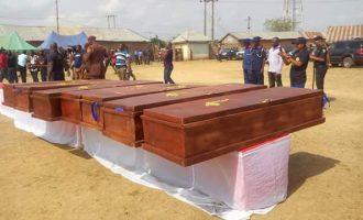 '60,000 killed' in middle belt violence since 2001