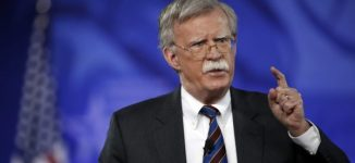 Trump appoints Bolton as new national security adviser