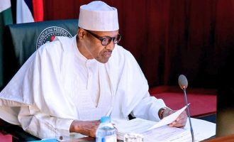 Buhari rejects amended timetable for 2019 elections
