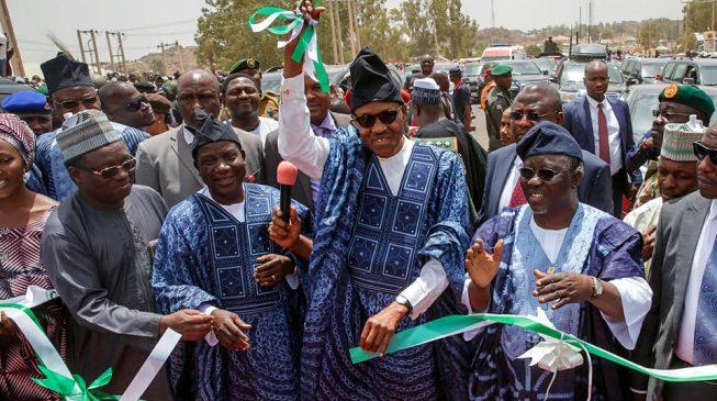 Dalung: Lalong misled Buhari to inaugurate a bridge built by Jonathan