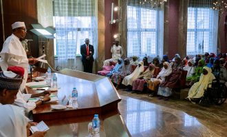 Buhari issues warning to service chiefs over Boko Haram abductions