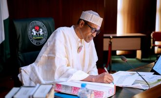 Buhari signs agreement with Switzerland on return of looted assets