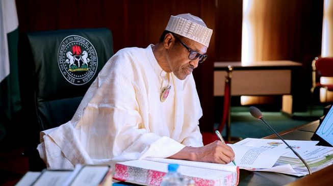 Buhari Seals Pact With Singapore, Switzerland On Taxation, Illegally Acquired Assets