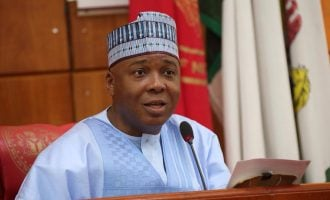 $1bn security fund: Senators angry they were not consulted, says Saraki