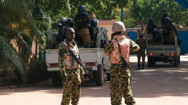Attack near PM's office in Burkina Faso