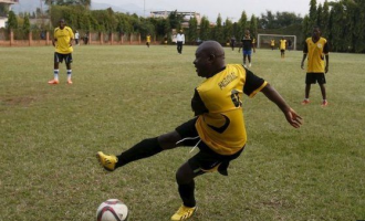EXTRA: Two officials jailed for 'rough tackles' on Burundi president in football match