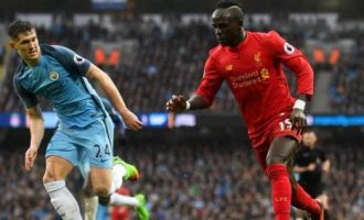 Liverpool to face Man City in Champions League quarter-final
