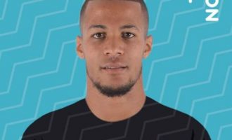 Troost-Ekong pledges 1% of salary to Common Goal movement
