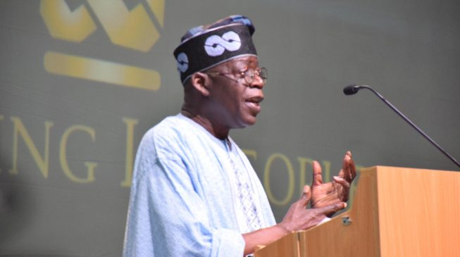 Tinubu: Jonathan's government committed the worst plunder in Nigeria