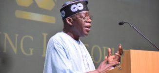 Tinubu: Some lawmakers plotting to impeach Buhari