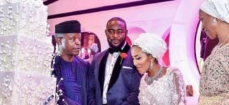 PHOTOS: The concluding episode of Fatima Dangote and Jamil Abubakar's wedding