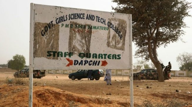 Amnesty urges FG to 'never again' let Dapchi incident reoccur