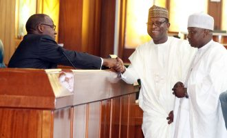 The recall of Jibrin and the fight against corruption