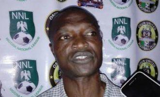 After sack, Duke Udi demands salary arrears from Sunshine Stars