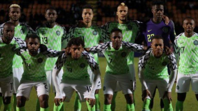 Nigeria retain 47th spot in FIFA rankings