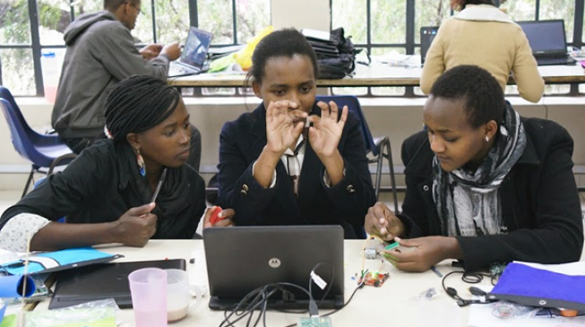 Softcom celebrates female software engineer on Women's Day