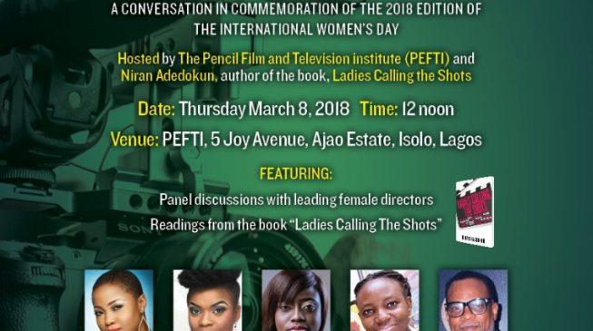 PEFTI, Niran Adedokun to celebrate female filmmakers