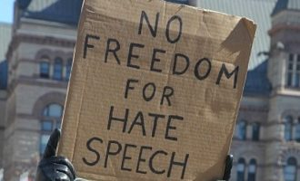 Hate speech bill; issues and concerns
